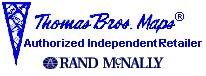 Thomas Bros. Maps and Rand McNally Retailer